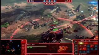 Command & Conquer 4 - Gameplay (PC) HD