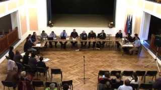 preview picture of video 'XXV. veřejné zasedání Zastupitelstva obce Mutěnice 7.10. 2014'