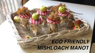 ECO-FRIENDLY PURIM FOOD GIFT BASKETS - 10 Tips For Fabulous Mishloach Manot!!!