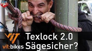 Texlock 2.0 - Hält es der Säge stand? - vit:bikesTV