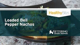 Recipe: Loaded Bell Pepper Nachos