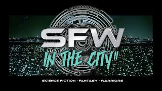 HRH TV – Sci Fi Weekender In the City 2