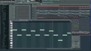 Chicane - Middle distance runner (FL Studio Cover)