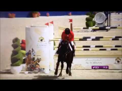 Inonstop van 't Voorhof (NC 1.60m) - CSIO5* Abu Dhabi (UAE)