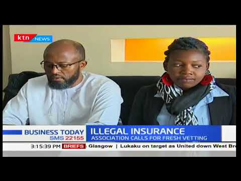 Illegal insurances thriving in the country