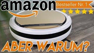 Warum kauft jeder diesen Saugroboter? Amazon Bestseller von ZACO im Test