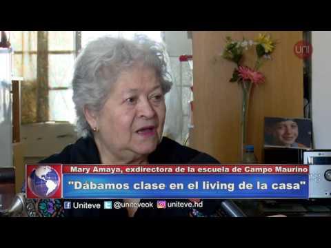 Mary Amaya - Una maestra de la vida