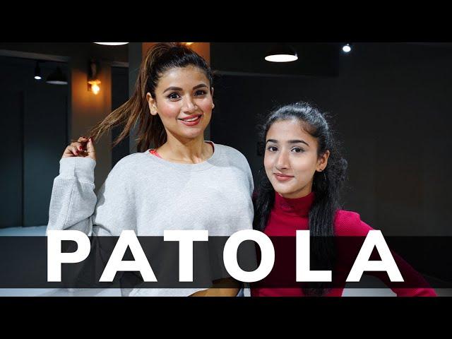 PATOLA - Shipra Goyal | Dance Video | Muskan Kalra Choreography
