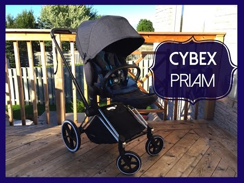 New! CYBEX Priam Stroller Review