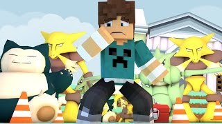 Minecraft: Pokemon Ruby  - Pokemons Trabalhando A Força ?? #50