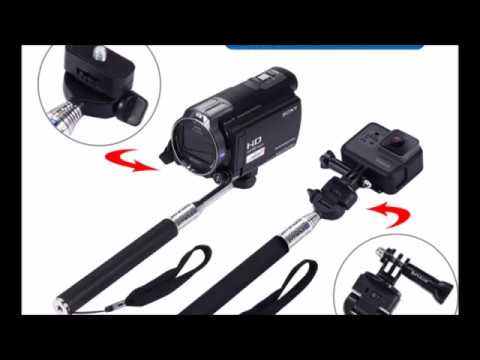 Τους Transformers τους έχουμε για πλάκα!!! PULUZ PU55 Selfie Stick for Action Sport Camera etc