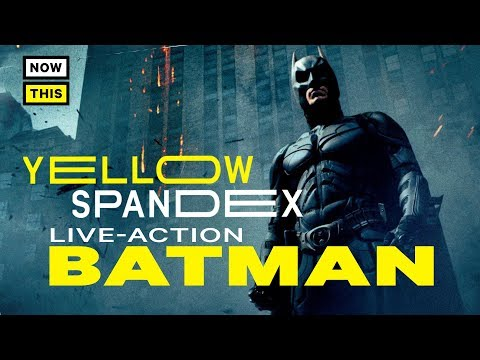 Batman's Live Action Evolution | Yellow Spandex #8 | NowThis Nerd