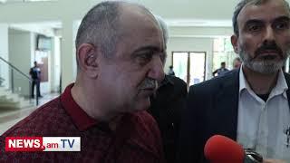 Սամվել Բաբայանը՝ Մանվել Գրիգորյանի տանն ԱԱԾ-ի հայտնաբերածի մասին