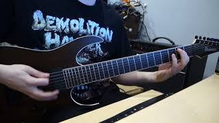 Fear Factory - Scumgrief Guitar Cover