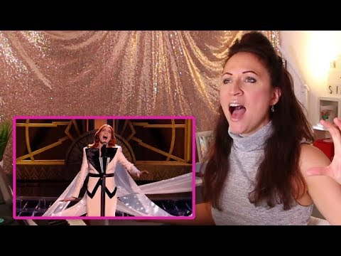 Vocal Coach REACTS To FLORENCE WELCH'S BEST LIVE VOCALS - Rebecca Vocal Athlete