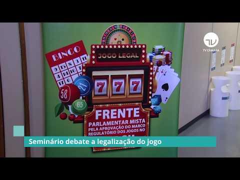 Deputados divergem sobre legalização dos jogos - 18/09/19