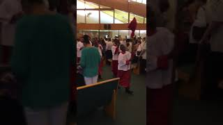 Stan Ritz & Bradley Ritz Palm Sunday church 2018