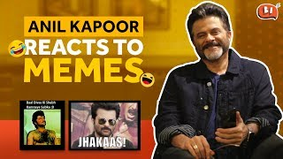 Anil Kapoor Reacts To Anil Kapoor Memes | Being Indian