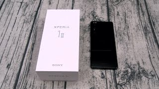 Sony Xperia 1 II Real Review