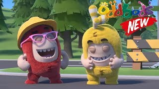 Oddbods Full Episode - Fuzzy Fuse - The Oddbods Show Cartoon Full Episodes