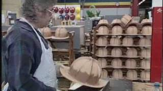 How It's Made: MSA Cairns Leather Fire Helmet