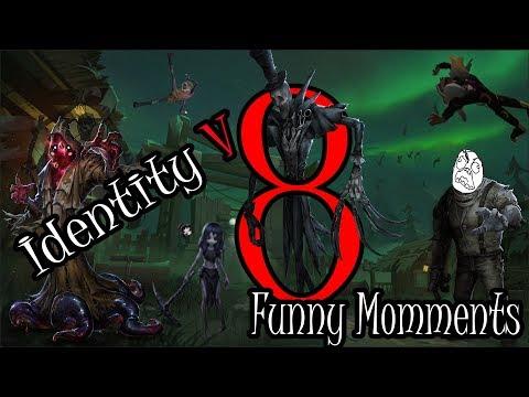 IDentity V   funny Moments #8