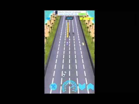 Video of Extreme car drift run 3D