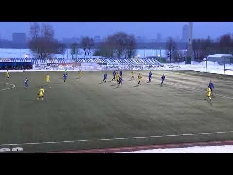 2002 г.р.: Cтрогино-2 - Чертаново-2 - 0:0