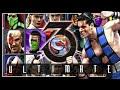 Pasando El Gran Ultimate Mortal Kombat 3