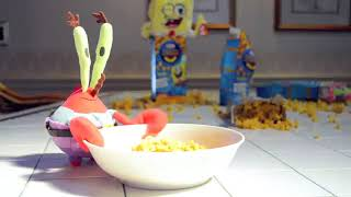 Spongebob Squarepants Macaroni and Cheese - FCCD