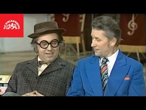 Felix Holzmann & František Budín - Na lavičce (To nejlepší z televizního humoru)