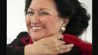 """Video thumbnail of """"Hijo de la Luna - Montserrat Caballe"""""""