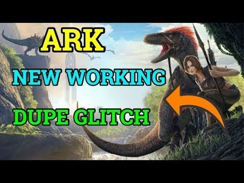 ARK Crazy Duplication Glitch For Cryopods 2019 - смотреть онлайн на