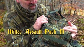 Mil-Tec Assault Pack II - Mein Rucksack - Mein Fazit nach einem Jahr