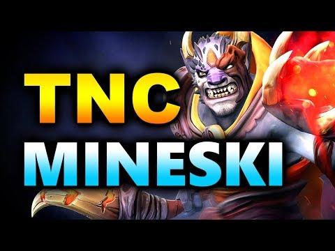 TNC vs MINESKI - SEA FINAL - MDL DISNEYLAND PARIS MAJOR DOTA 2