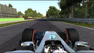 F1 2017 Lewis Hamilton Italian Grand Prix
