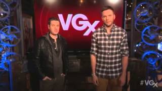 VGX 16 min Cringe With Joel McHale and the Doritos king