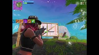 Fortnite Mobile Editing and Trapping Compilation
