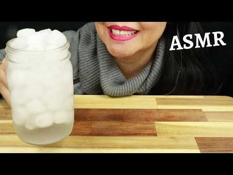 A COLD REFRESHING GLASS OF ICE WATER ~ ASMR (No Talking)