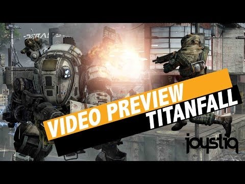 Titanfall's Multiplayer Gameplay Looks Incredible