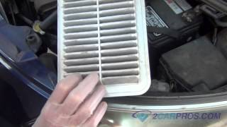 Air Filter Replacement Scion XD