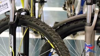 Смотреть онлайн Как правильно выбрать горный и городской велосипед