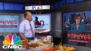 Popeye's CEO Cheryl Bachelder | Mad Money | CNBC