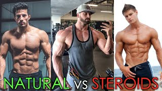 FITNESS YOUTUBERS ON STEROIDS?