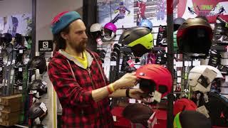 Видео: Регулировки горнолыжного шлема по размеру