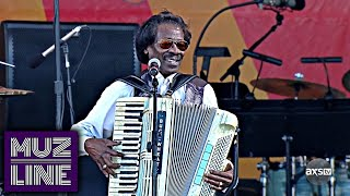 Buckwheat Zydeco - New Orleans Jazz & Heritage Festival 2016