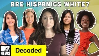 Latino and Hispanic identities aren't the same. They're also not racial groups.