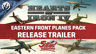Hearts of Iron IV: Eastern Front Planes Youtube Video