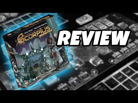 Review | SCORPIUS FREIGHTER | Alderac Entertainment Group