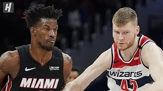Miami Heat vs Washington Wizards - Full Game Highlights   March 8, 2020   2019-20 NBA Season